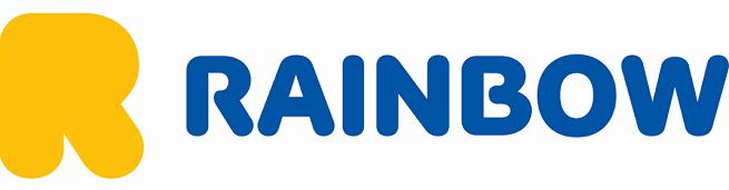 Rainbow nowe logo